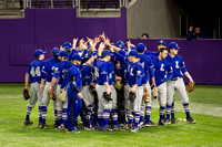 Luther Baseball at US Bank stadium